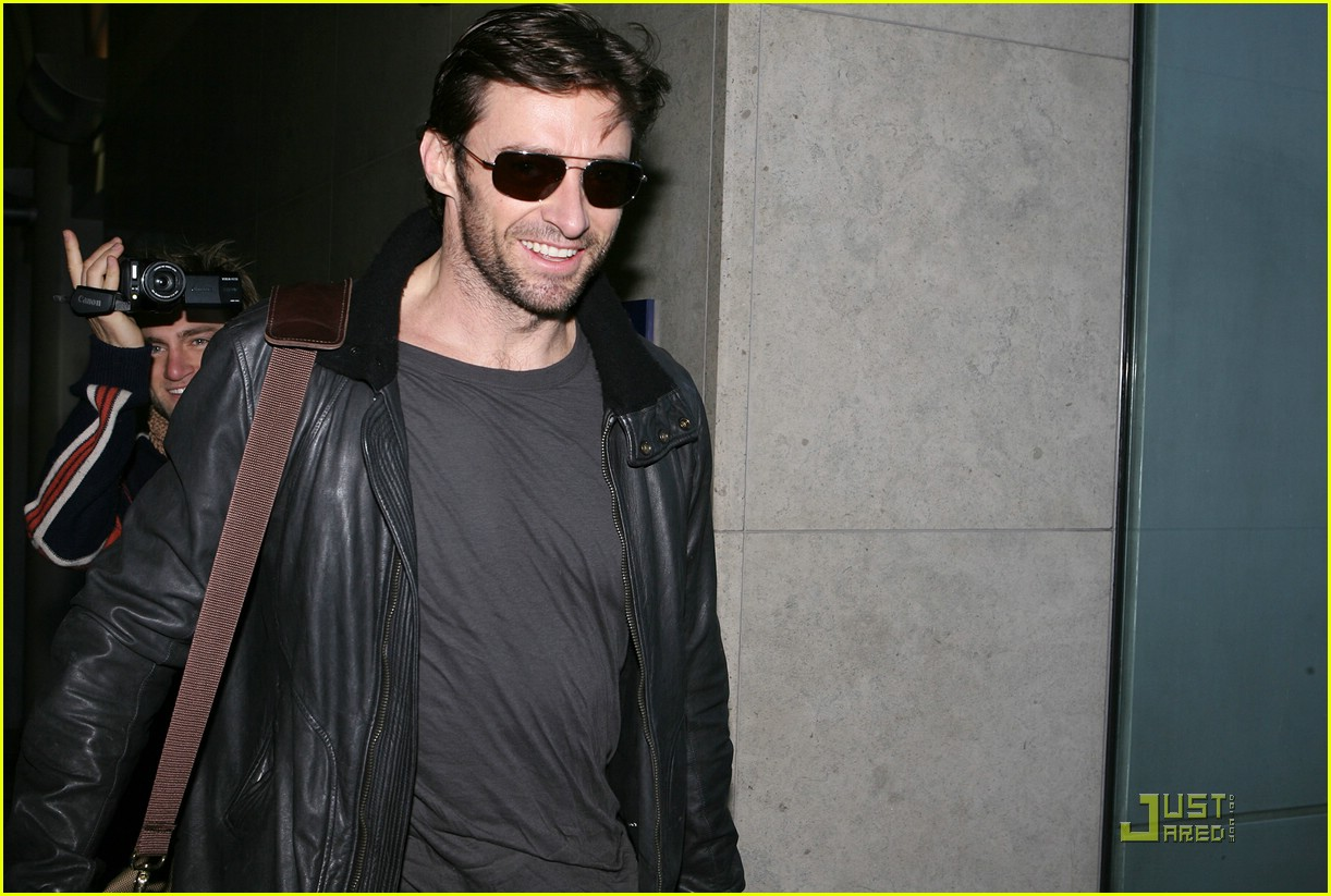hugh jackman christmas new york city 071607481