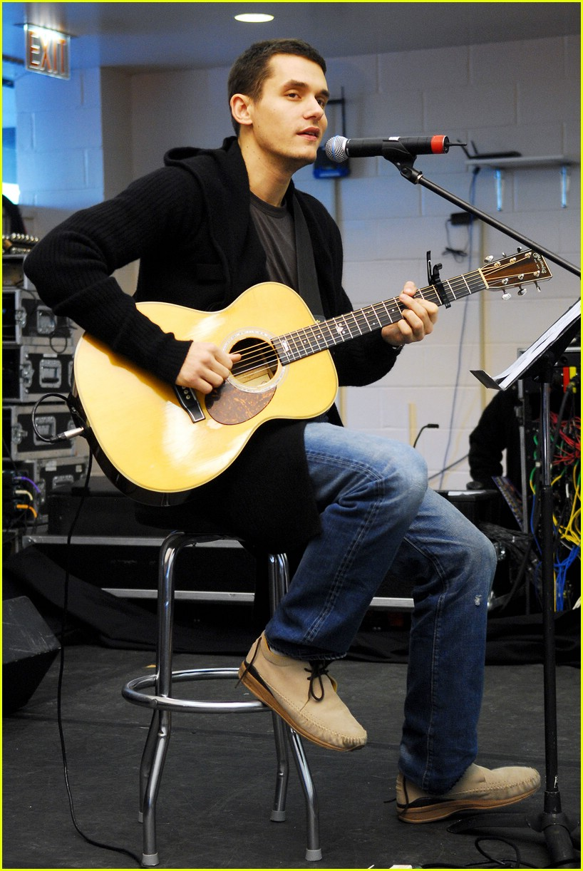 john mayer children hospital 01