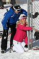heidi montag spencer pratt skiing 13