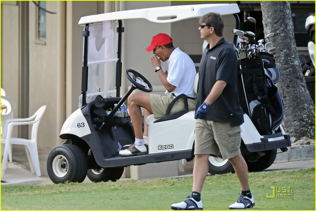 obama golf 031622981