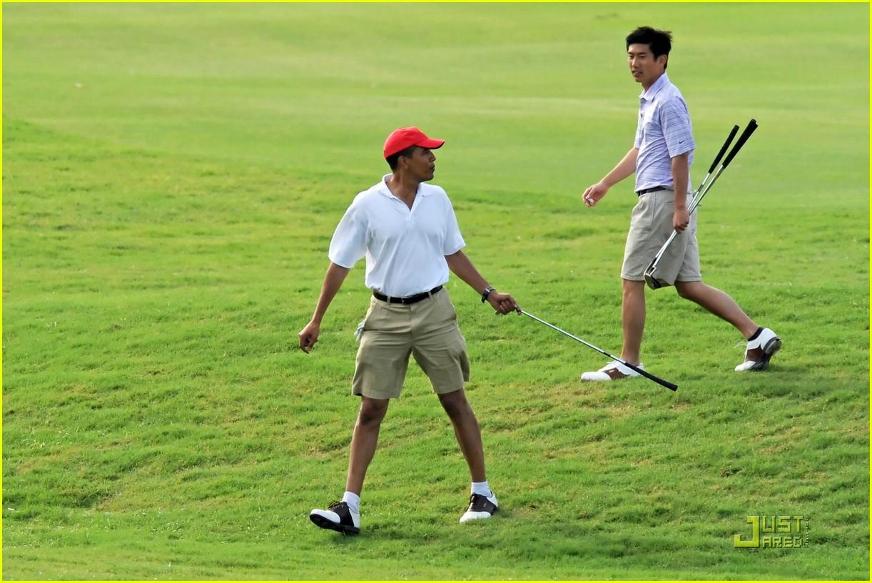 obama golf 17
