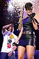 rihanna chris brown 2008 jingle ball 08