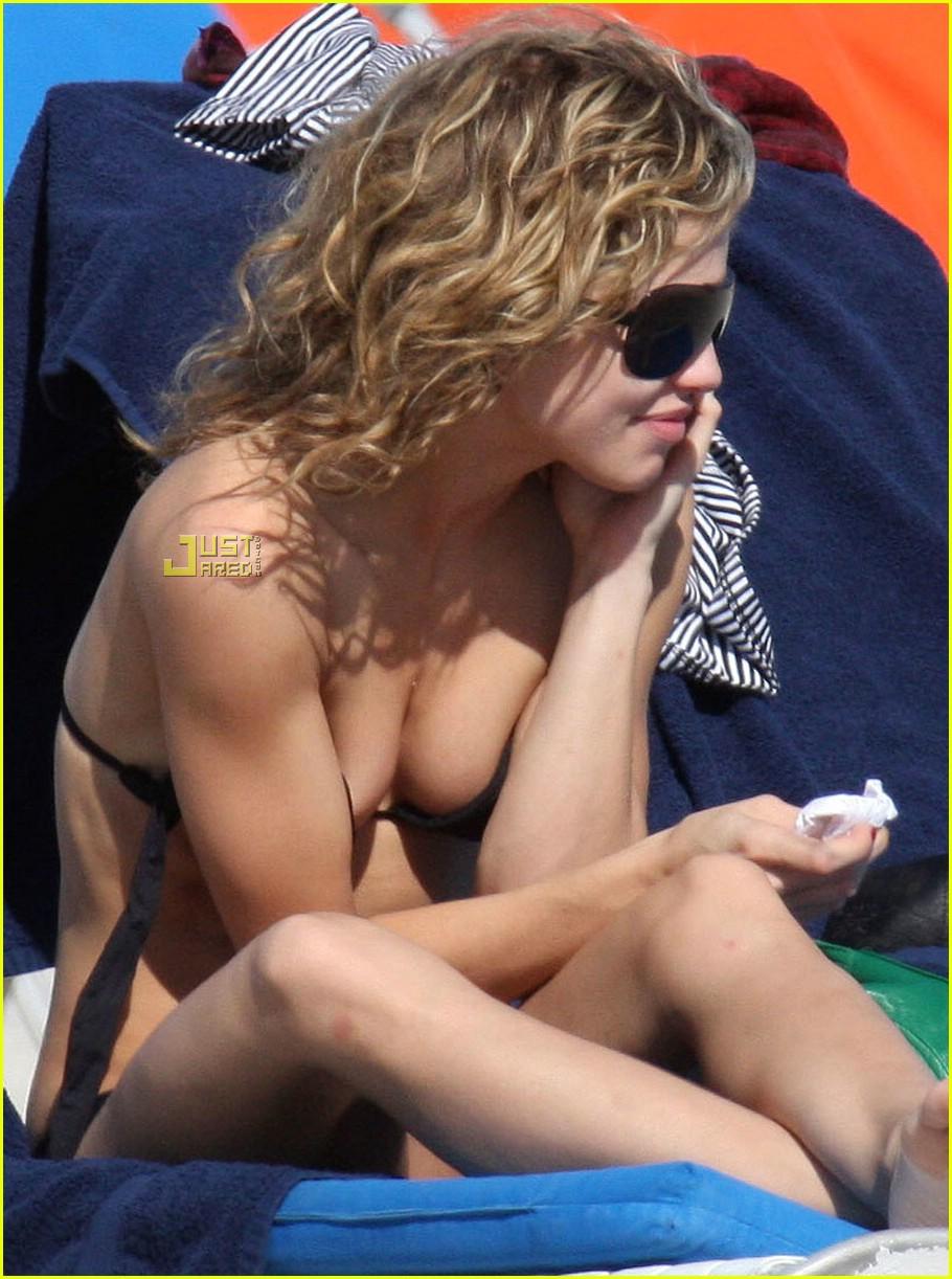 annalynne mccord bikini pictures 13