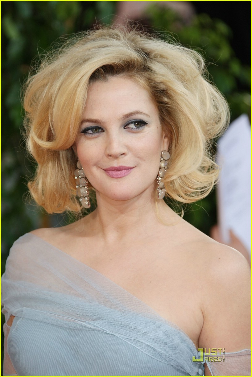 drew barrymore golden globes 2009 06