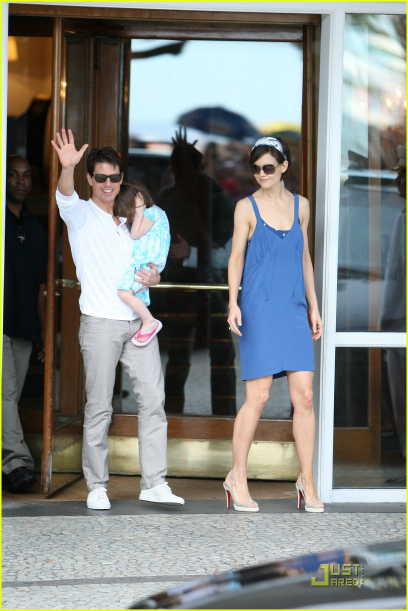 tom cruise katie holmes brazil 10