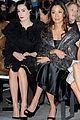 dita von teese elie saab fashion show 08