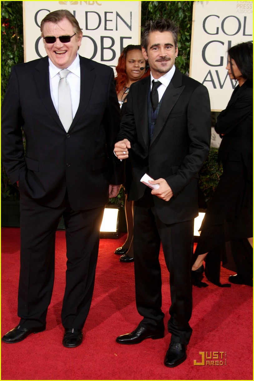 colin farrell golden globes 2009 38
