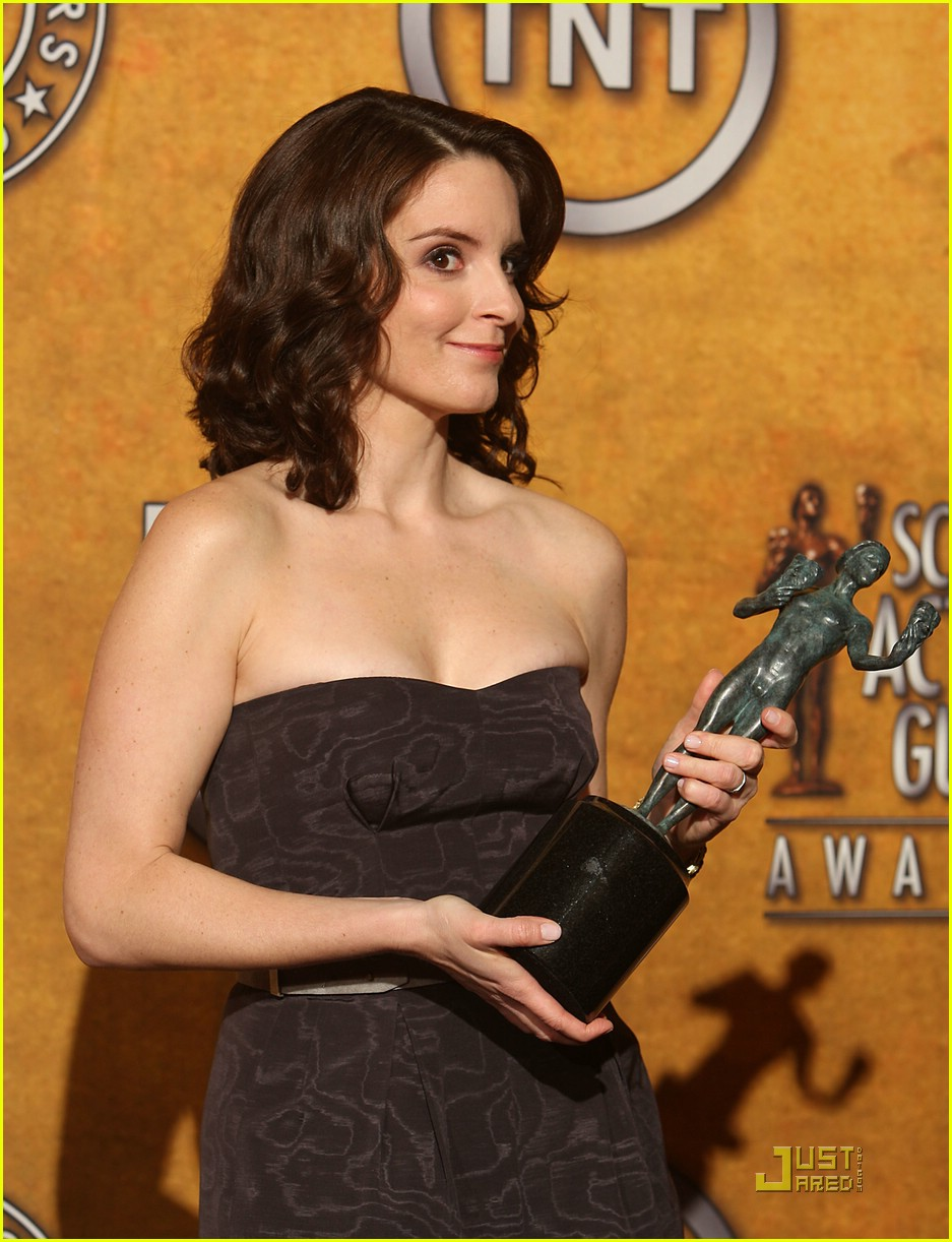 tina fey sag awards 2009 33