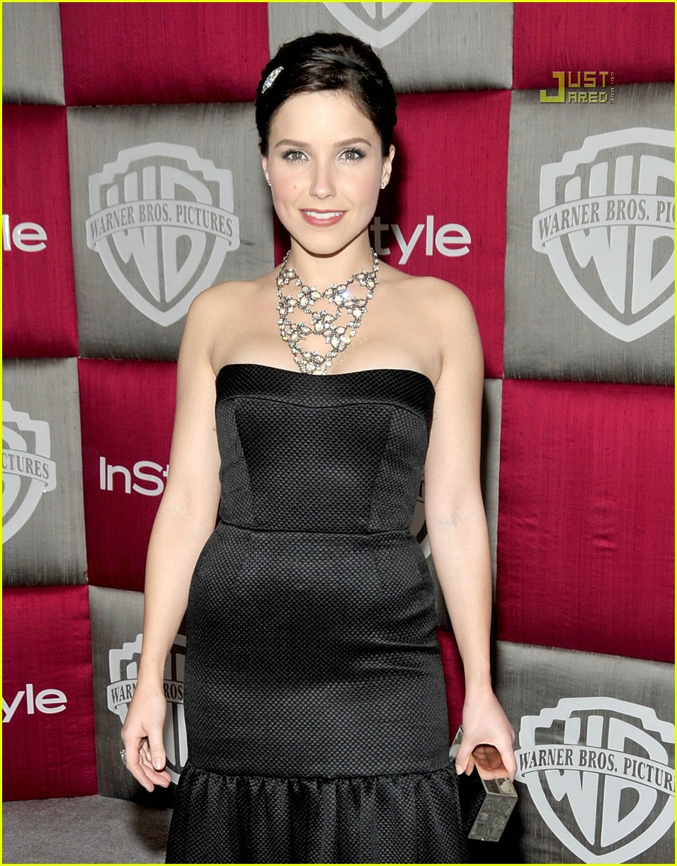 sophia bush golden globes 10