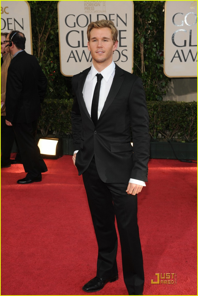 ryan kwanten golden globes 2009 01