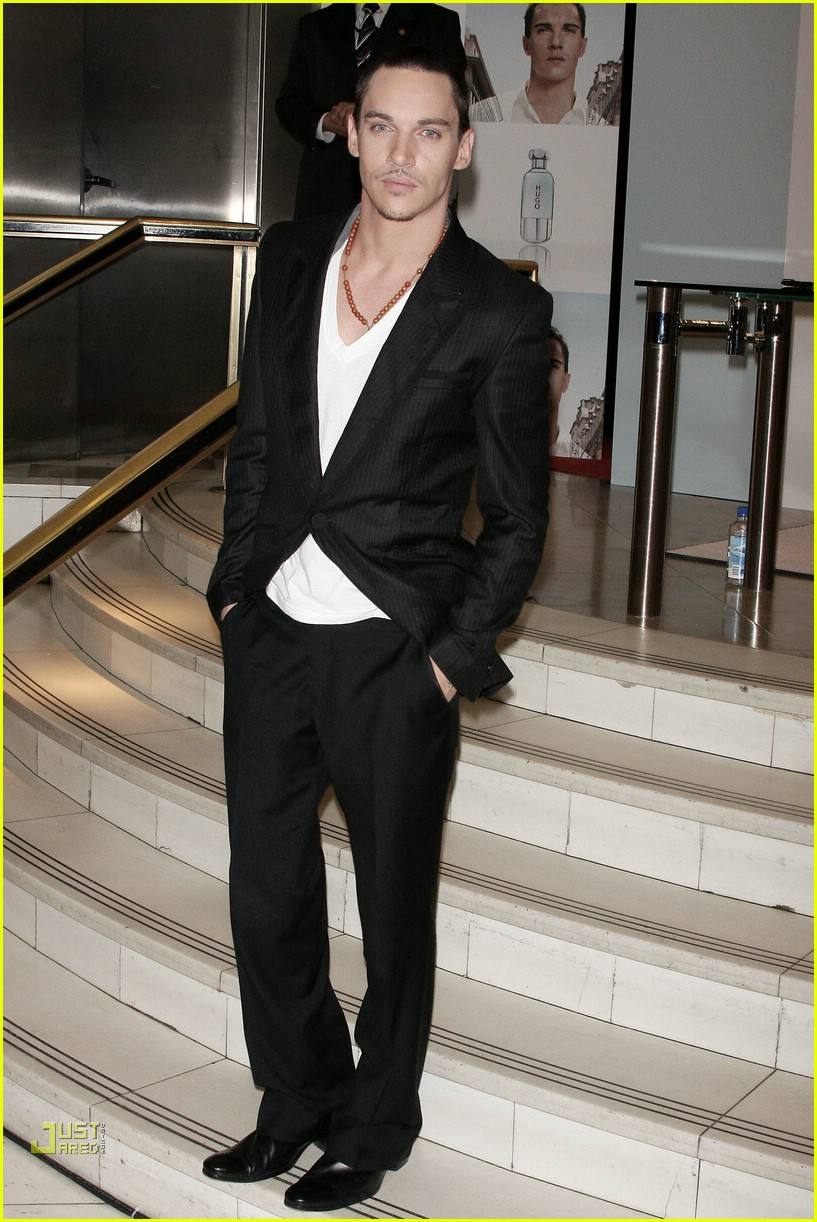 jonathan rhys meyers hugo boss 10
