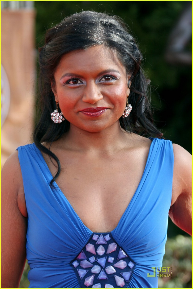 mindy kaling sag awards 2009 10