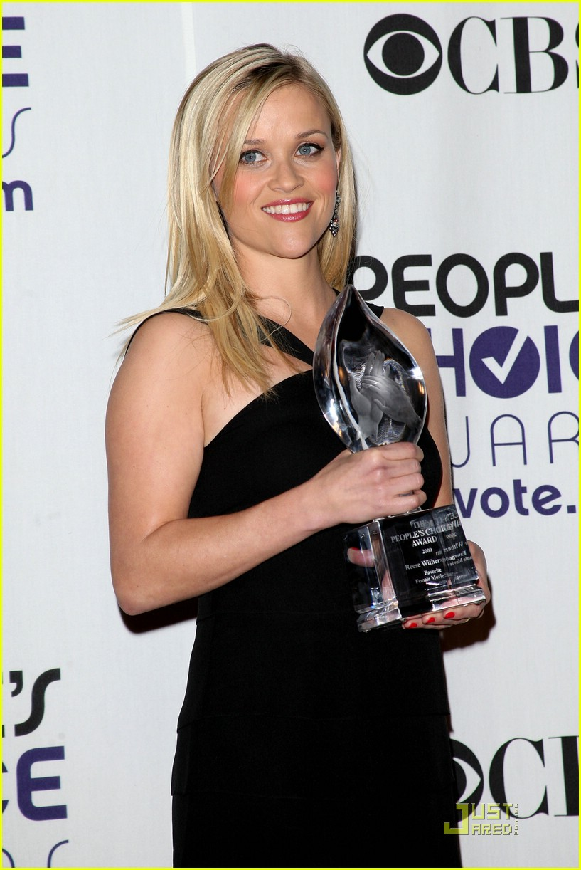 reese witherspoon peoples choice awards 2009 061635411