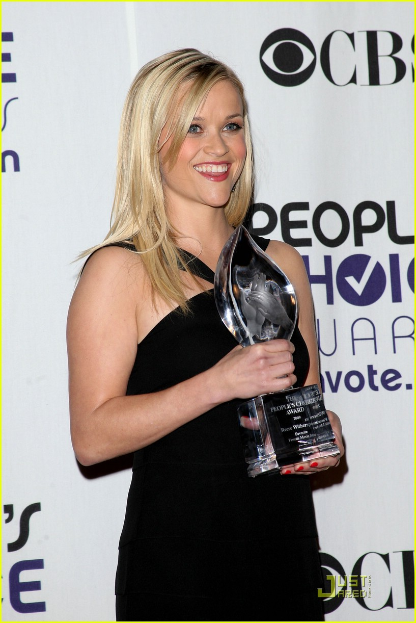 reese witherspoon peoples choice awards 2009 181635531