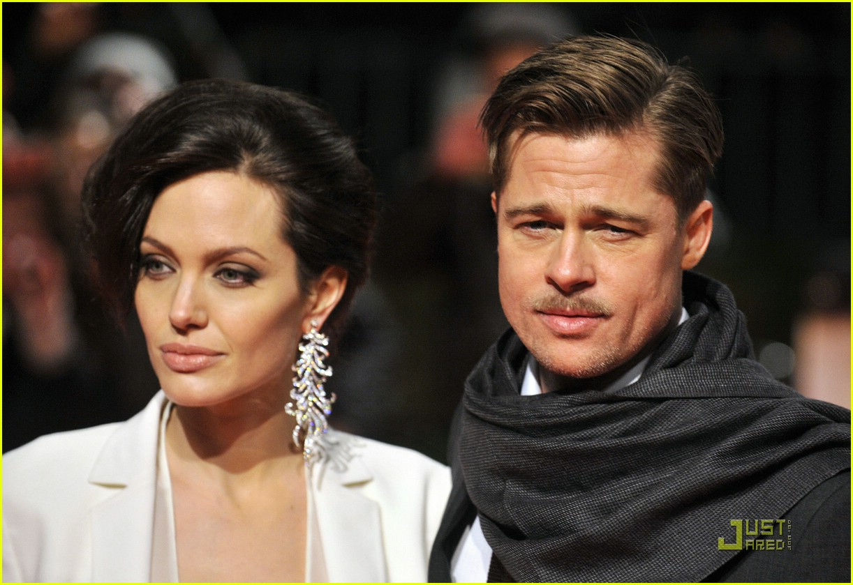 angelina jolie brad pitt benjamin button premiere 06
