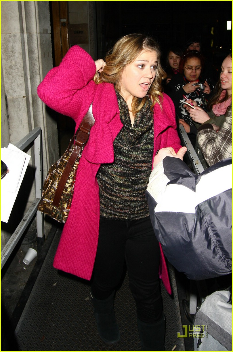 kelly clarkson radio one uk 03