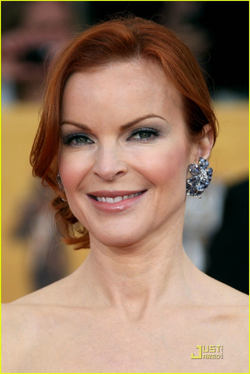 marcia cross sag awards 2009 07