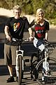 heidi montag spencer pratt biking barack 06