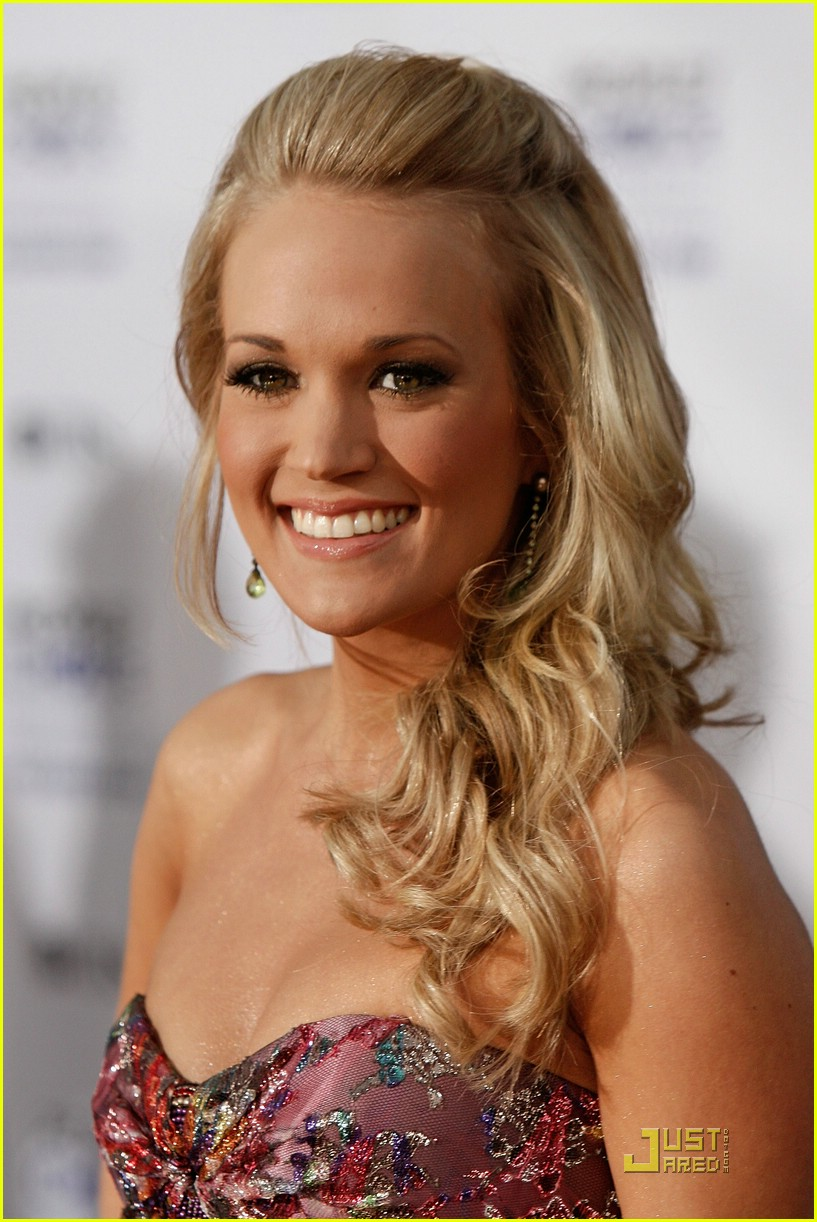 carrie underwood peoples choice awards 2009 14