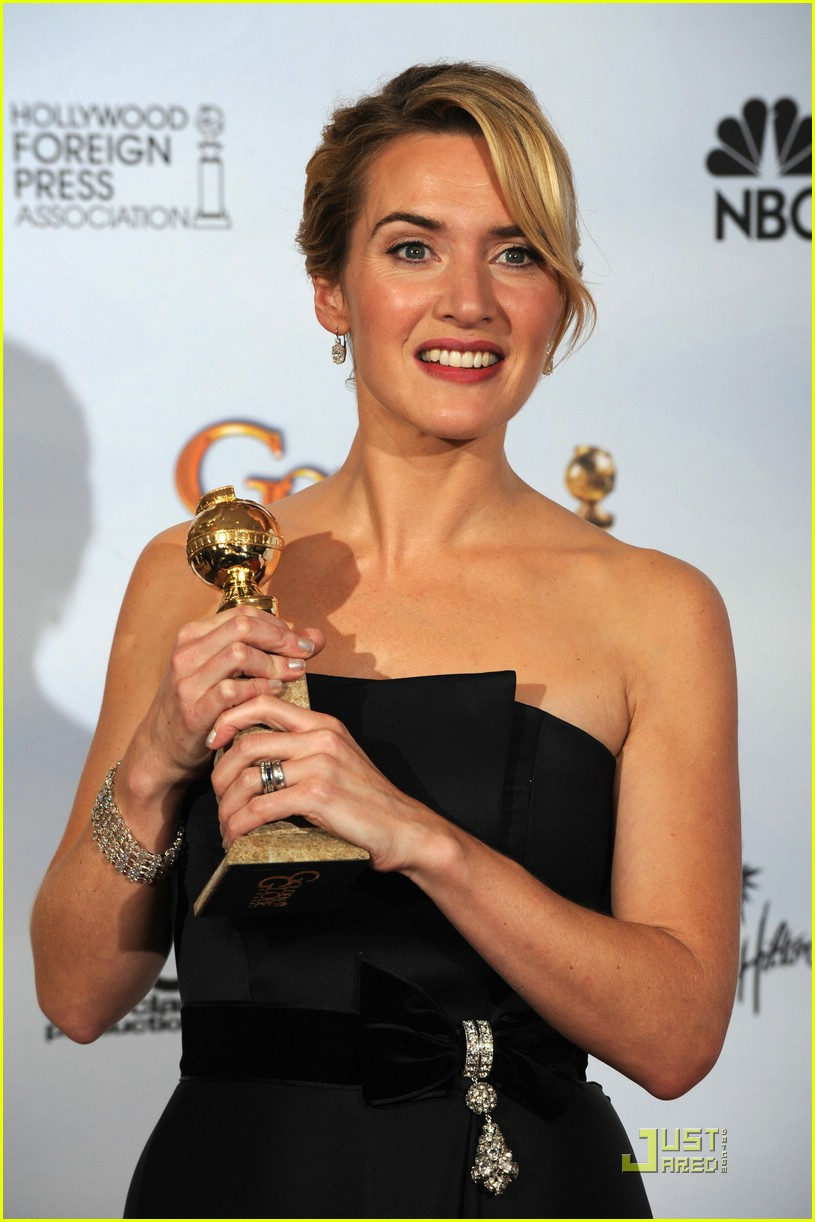 kate winslet golden globes 2009 best actress 22