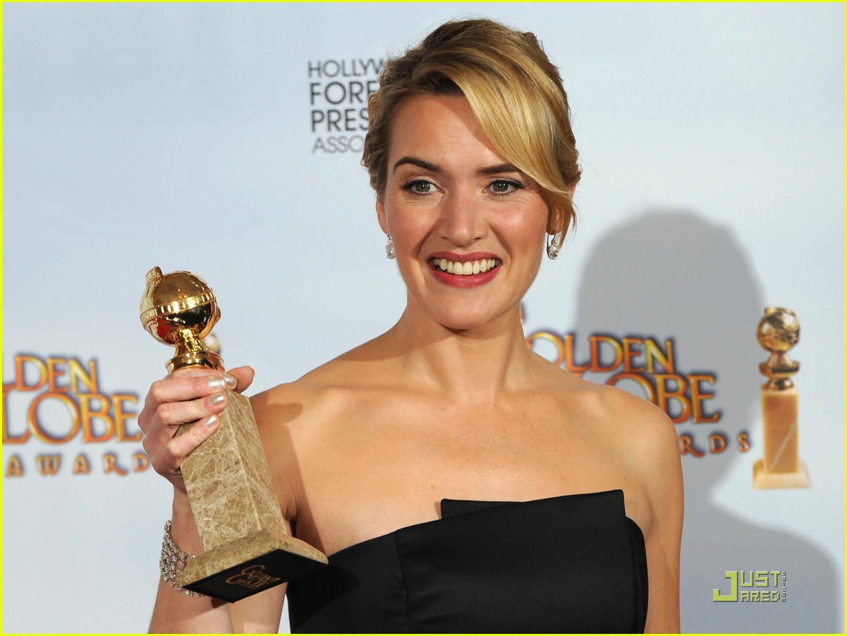 kate winslet golden globes 2009 best actress 27