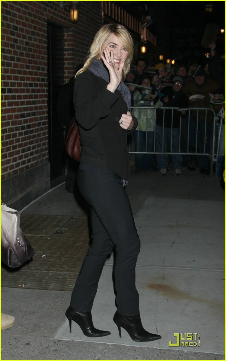 kate winslet late show david letterman 051639731