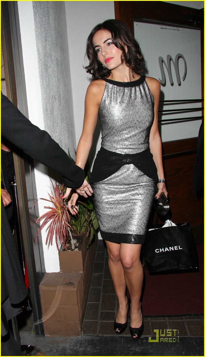 camilla belle diamonds forever 01