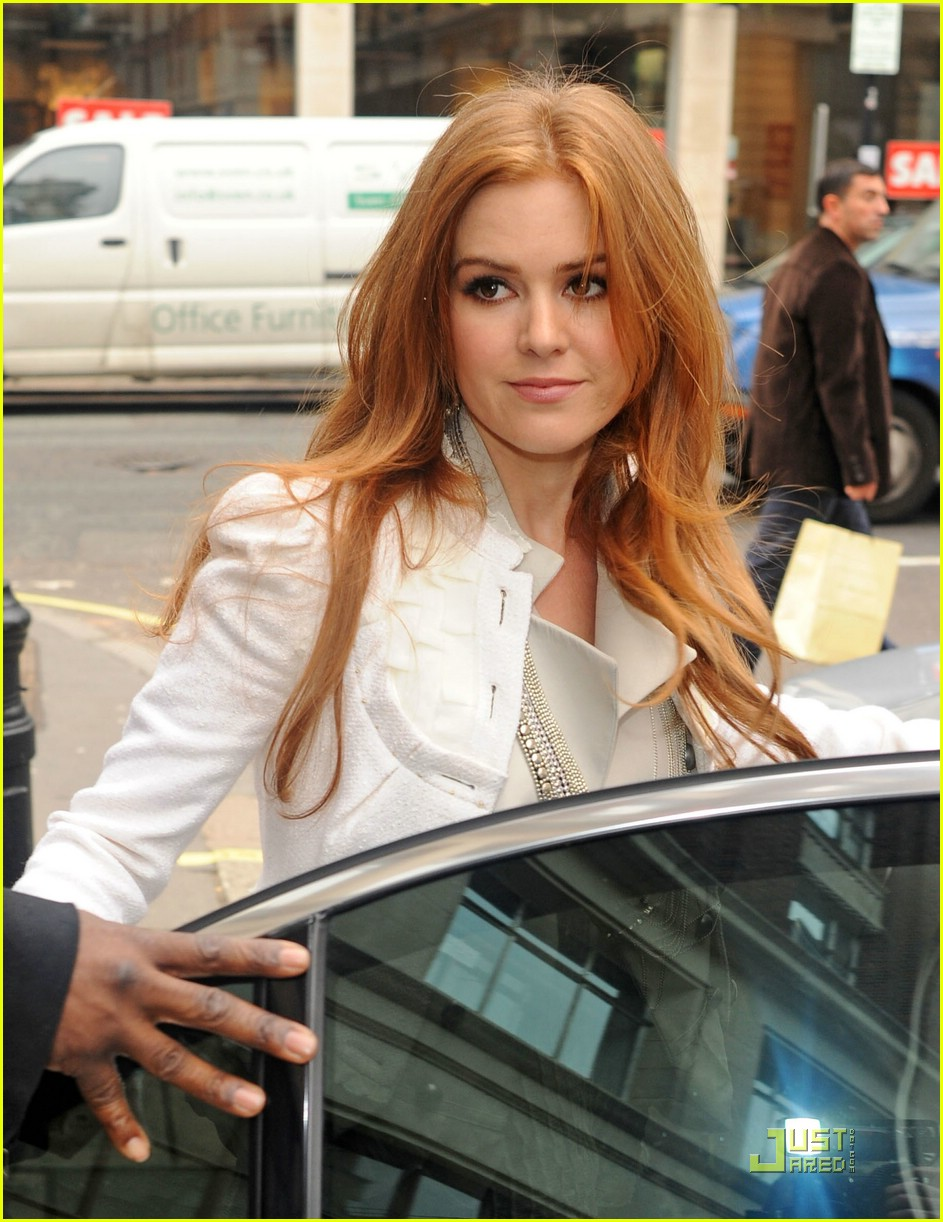 isla fisher radio one 01