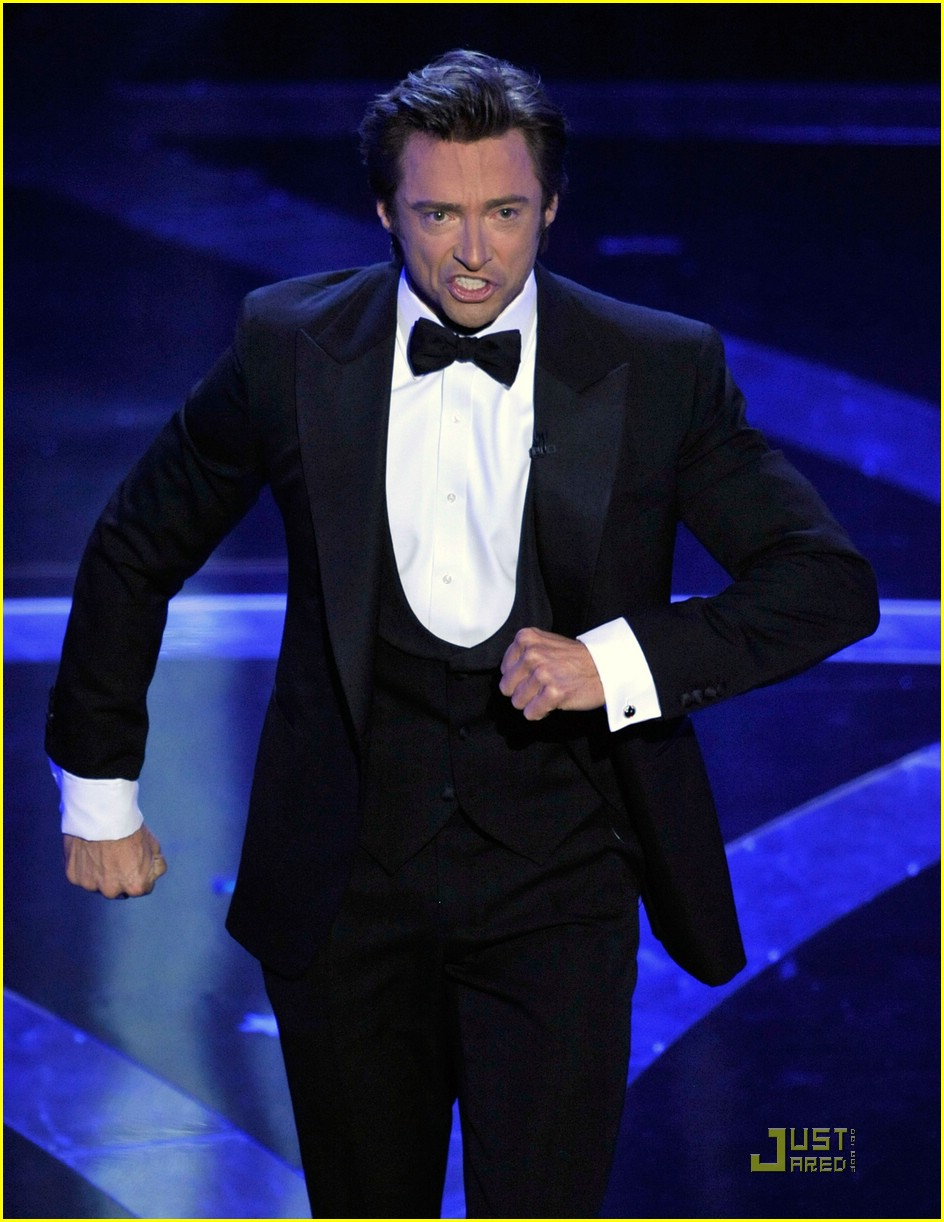 hugh jackman 2009 oscars 06