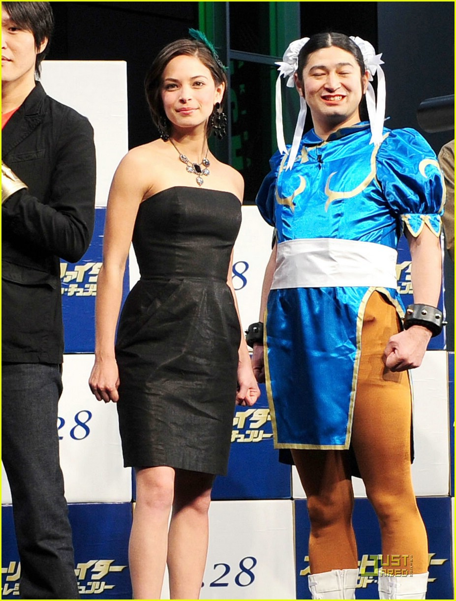 kristin kreuk street fighter legend of chun li 10