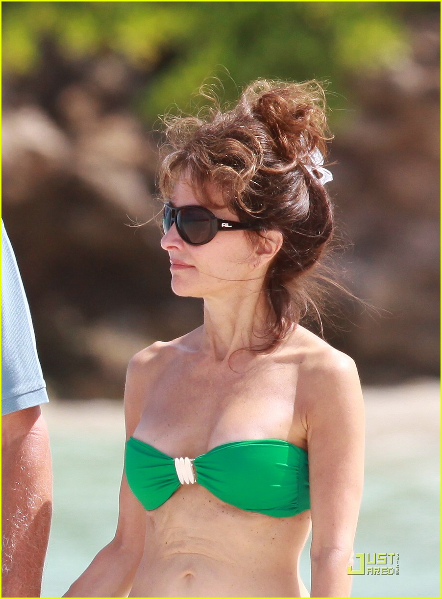Posted in Susan Lucci is a Bikini Babe