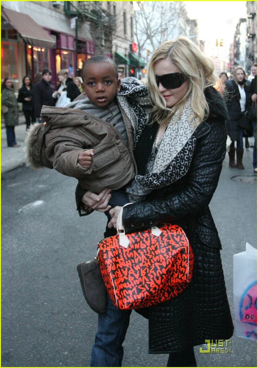 madonna david banda new york 01