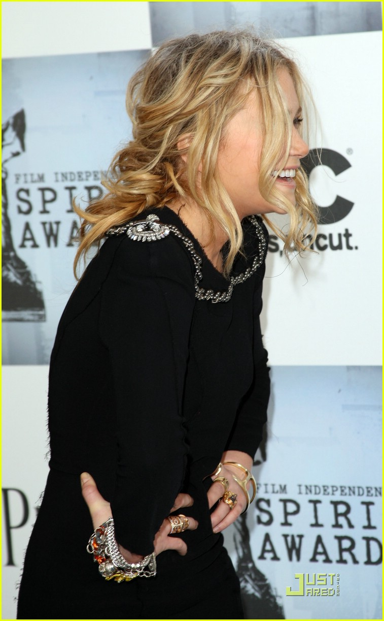 mary kate olsen 2009 film independents spirit awards 01