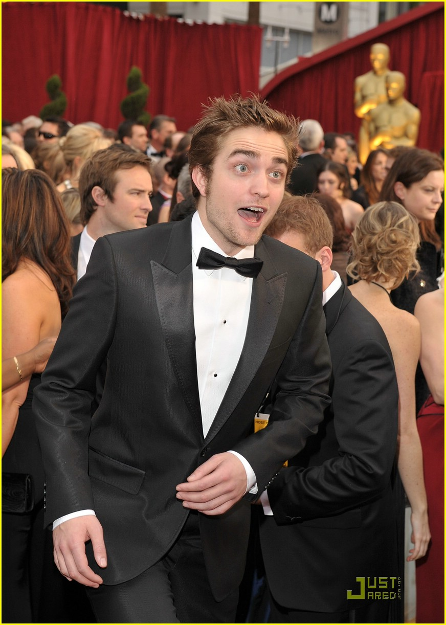 robert pattinson 2009 oscars 03