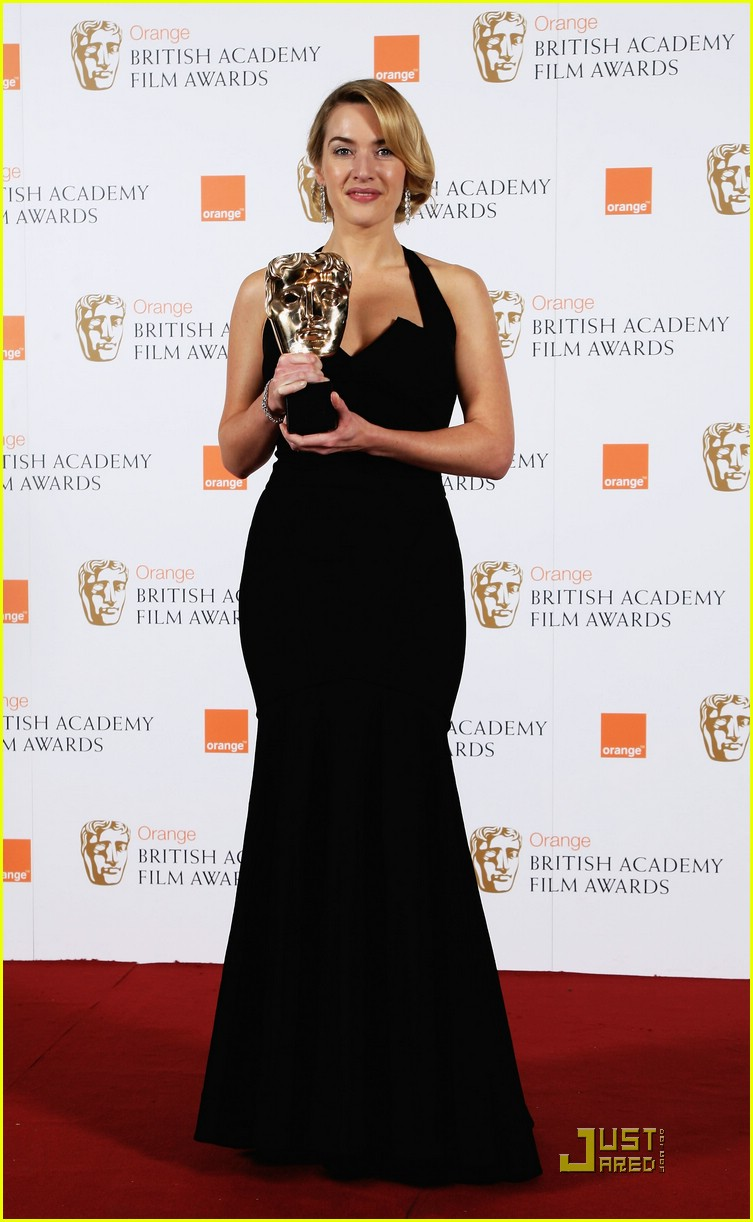 kate winslet bafta awards 02