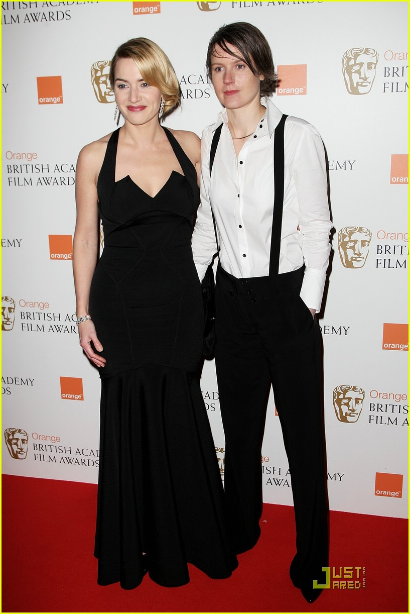 kate winslet bafta awards 12