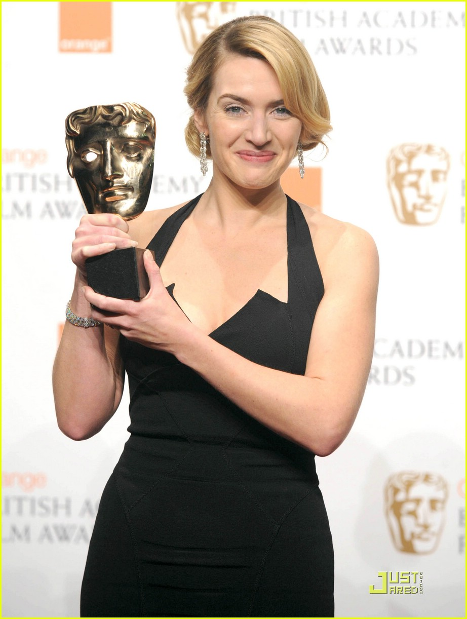 kate winslet bafta awards 65