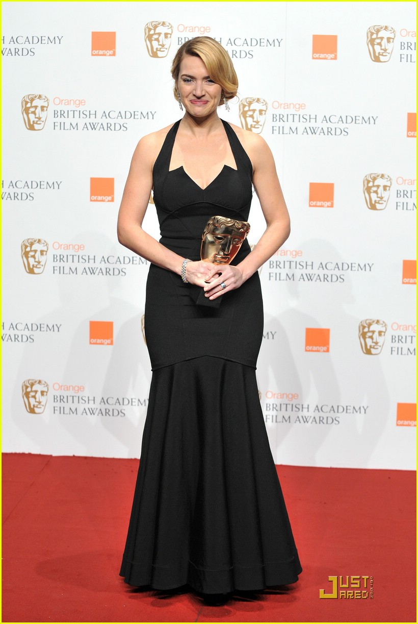 kate winslet bafta awards 67