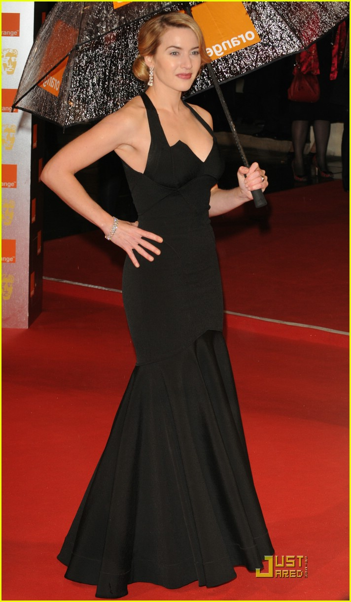 kate winslet bafta awards 75