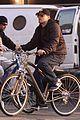 leonardo dicaprio smoking bicycle 08
