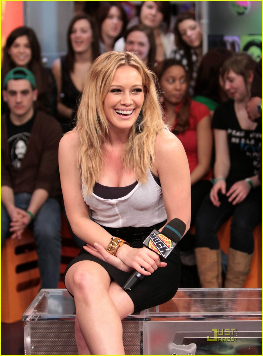 hilary duff on demand 10