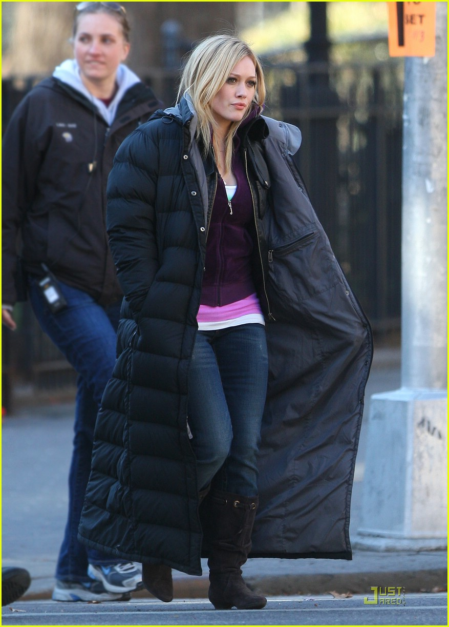 hilary duff law and order svu 05