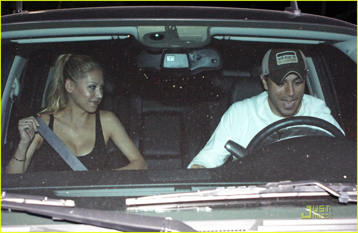 enrique iglesias anna kournikova still together 08