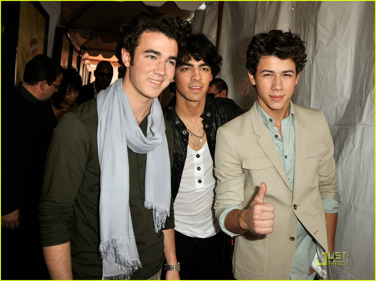 jonas brothers 2009 kids choice awards 08