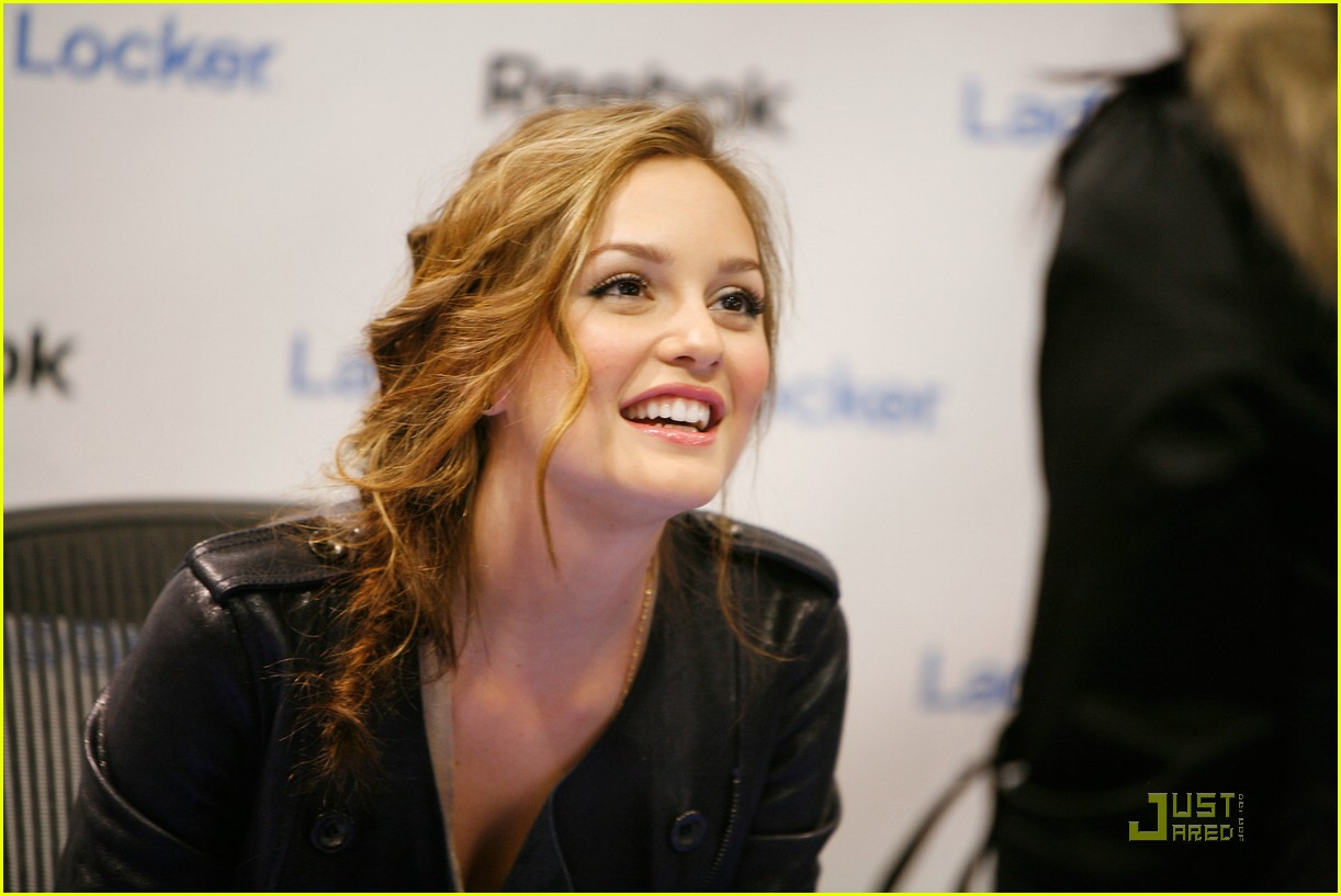 leighton meester top down reebok 27
