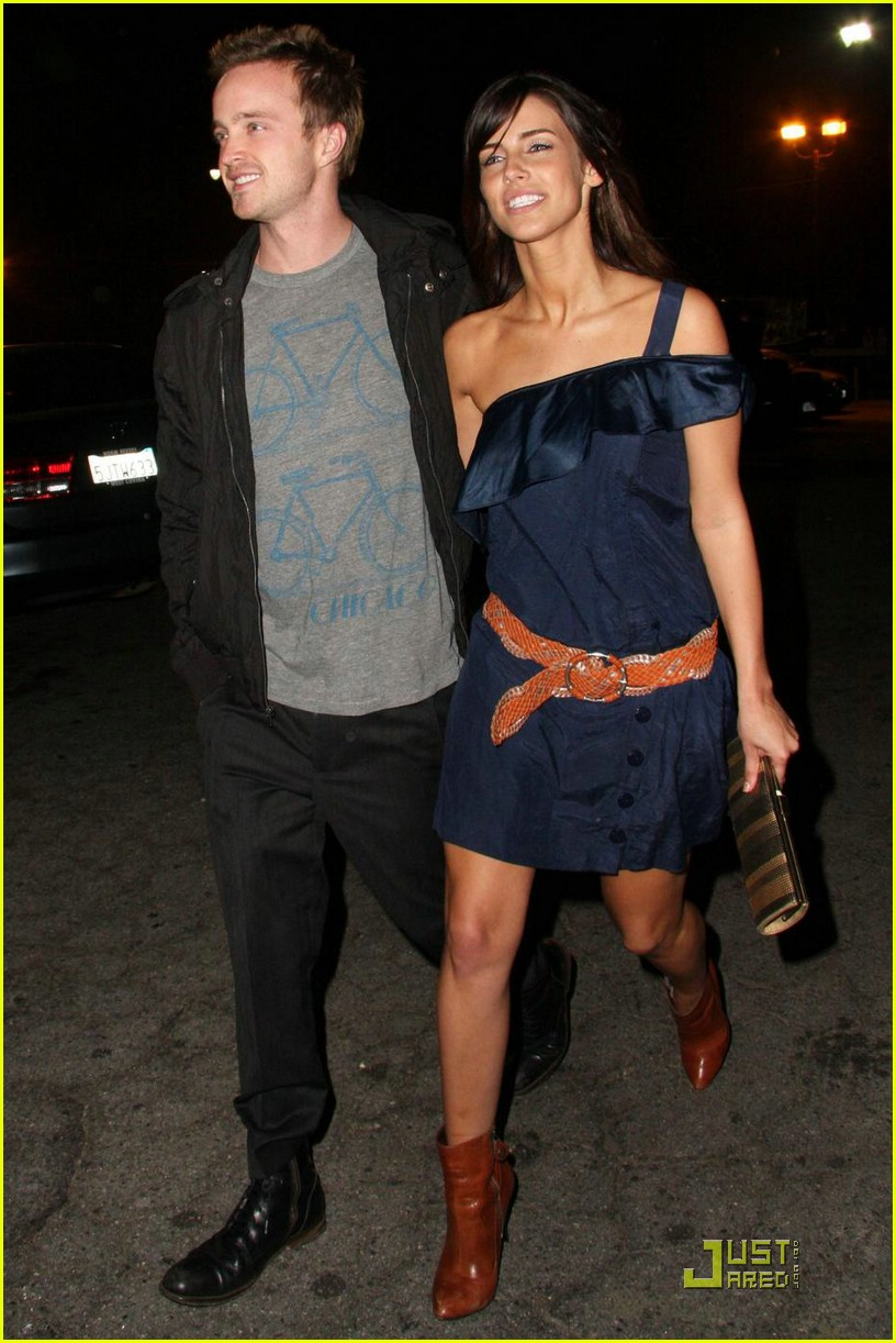 jessica lowndes aaron paul 021802871