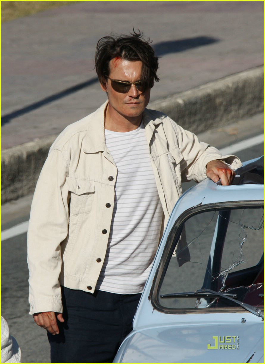 johnny depp through roof 07