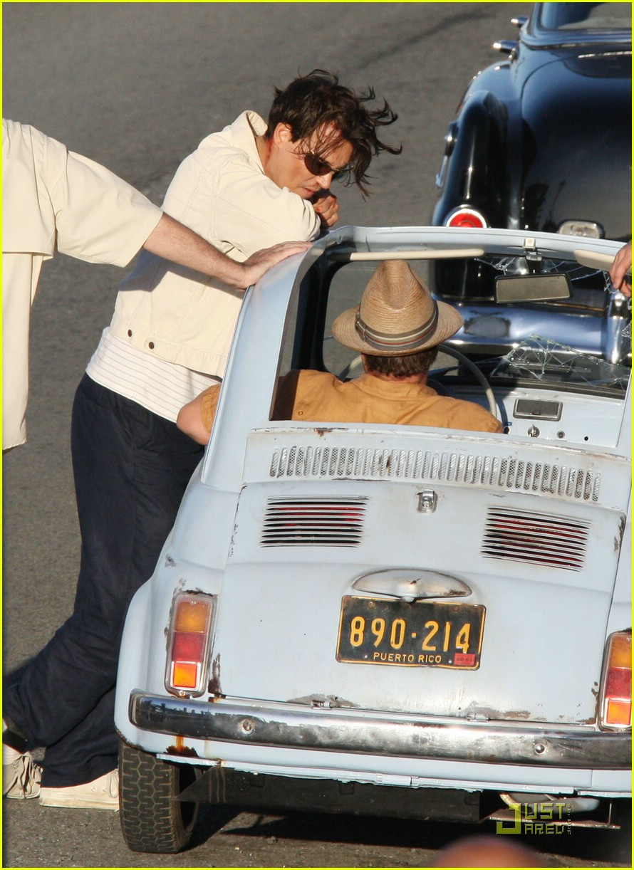 johnny depp through roof 23