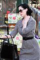 dita von teese grocery shopping 04