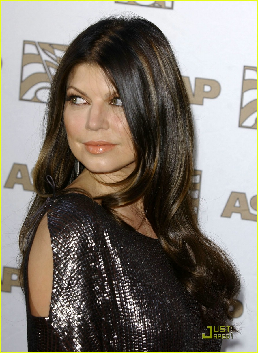 fergie ascap pop awards 2009 34
